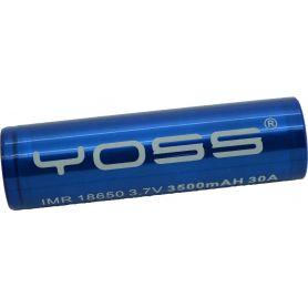 Accu Yoss 18650 - 30A 3500mah