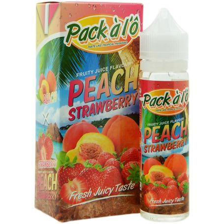 Peach Strawberry Pack à l'ô