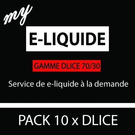 e-liquide D'LICE