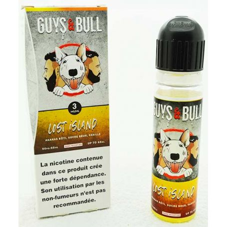 Lost Island Guys and Bull 50 ml