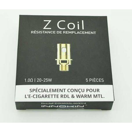 Résistance Z coil Zenith Pro