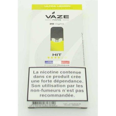 Ultra Lemon - Vape Vaze