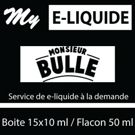 LIQUIDEO MONSIEUR BULLE