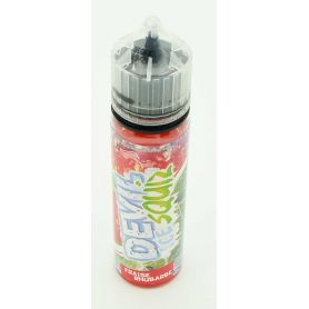 Fraise Rhubarbe 50ml - Devil Ice Squiz avap