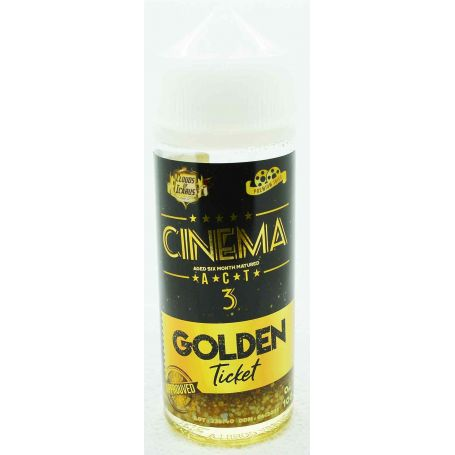 Cinema Reserve Act 3 Clouds Of Icarus 100ml