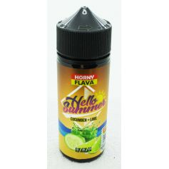 CUCUMBER & LIME - HORNY FLAVA 100ml