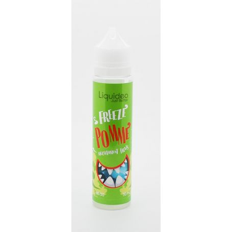 Freeze POMME LIQUIDEO 50ml