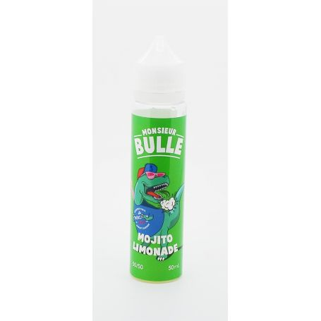 LIQUIDEO MONSIEUR BULLE MOJITO LIMONADE 50ML