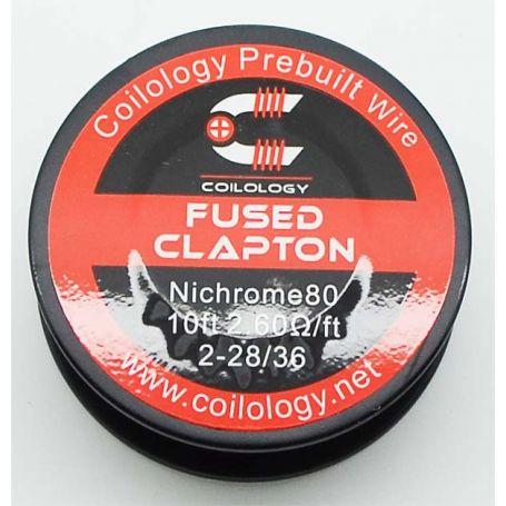 Fused Clapton Coilology Bobine de Fil