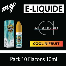My Alfaliquid Cool n'Fruit
