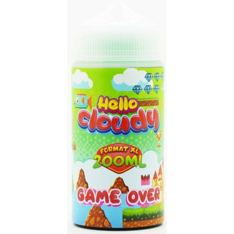 HELLO CLOUDY GAME OVER 200ml