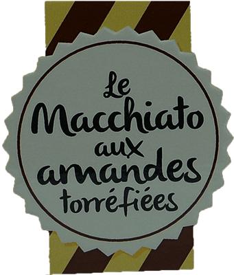 eliquide dulce macchiato amandes