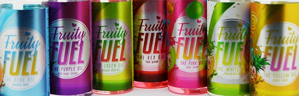 eliquide fruity fuel