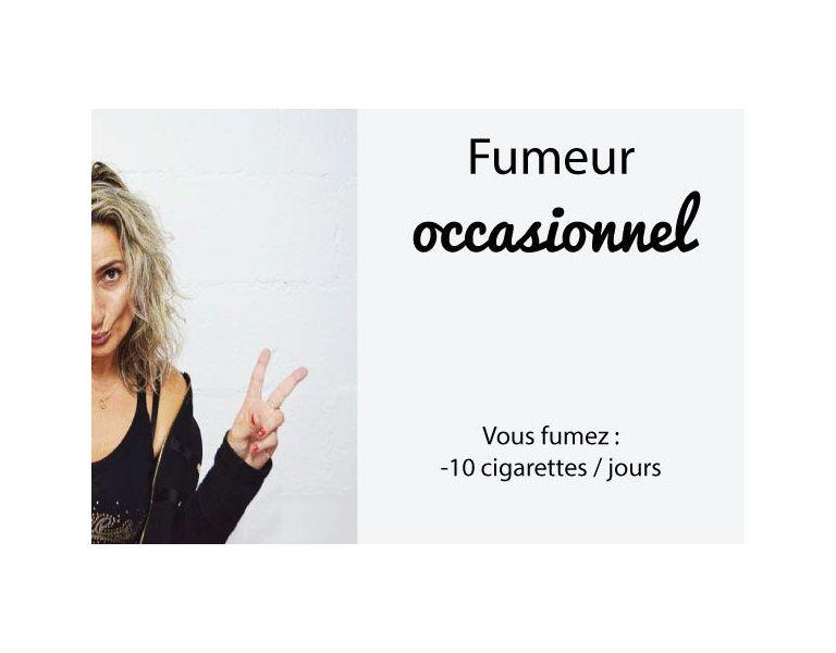 Fumeur occasionnel